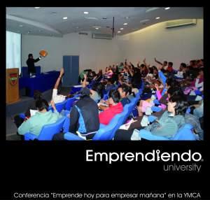 César Dabián en la YMCA