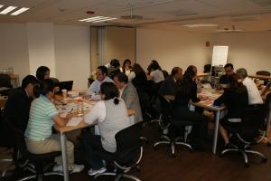 Torneo de Emrpendiendo con Empresarios en Centro México Emprende