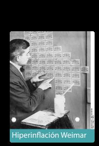 Hiperinflación Weimar