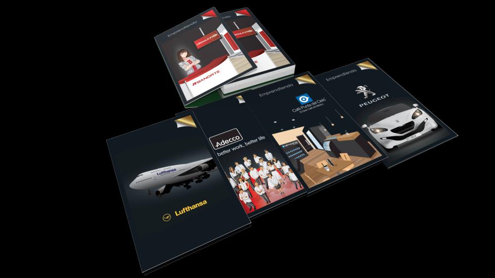 Simulador de negocios Emprendiendo versión Conect