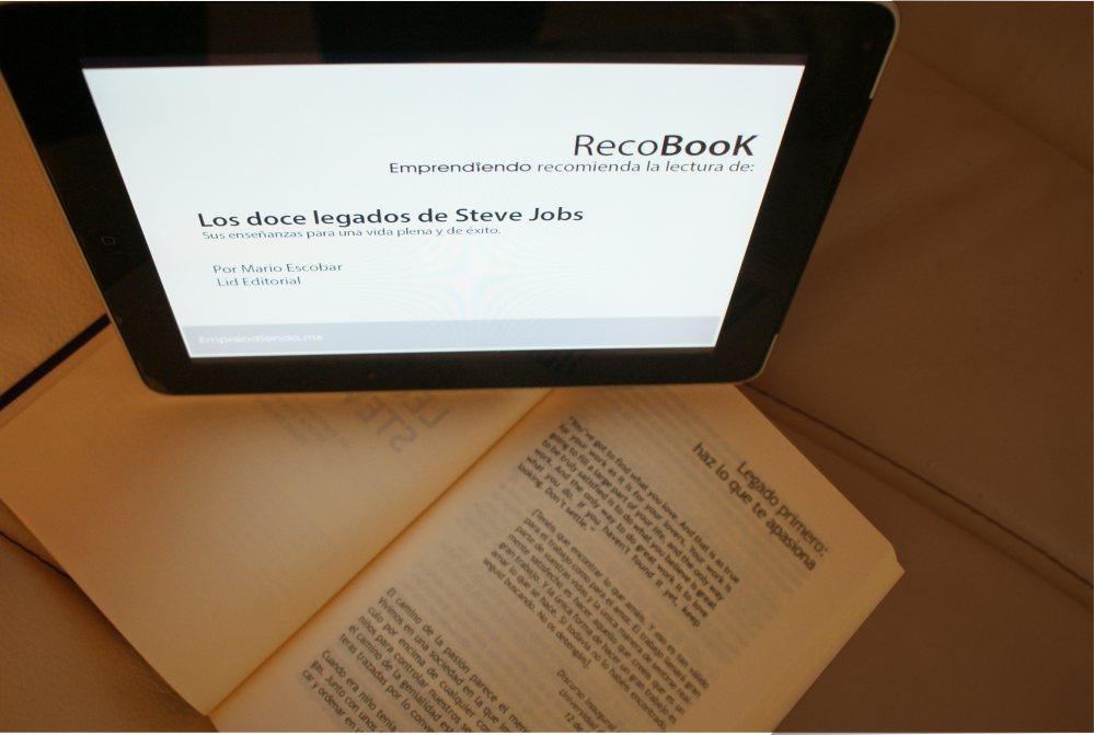 Los doce legados de Steve Jobs por Mario Escobar