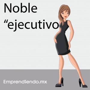 Noble ejecutivo