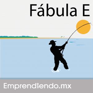 Fábula pescador