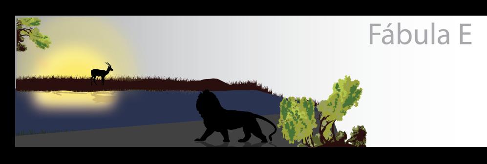 Fábula Empresarial El León y la gacela