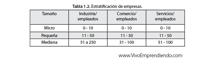 Estadísticas de las MiPyMES