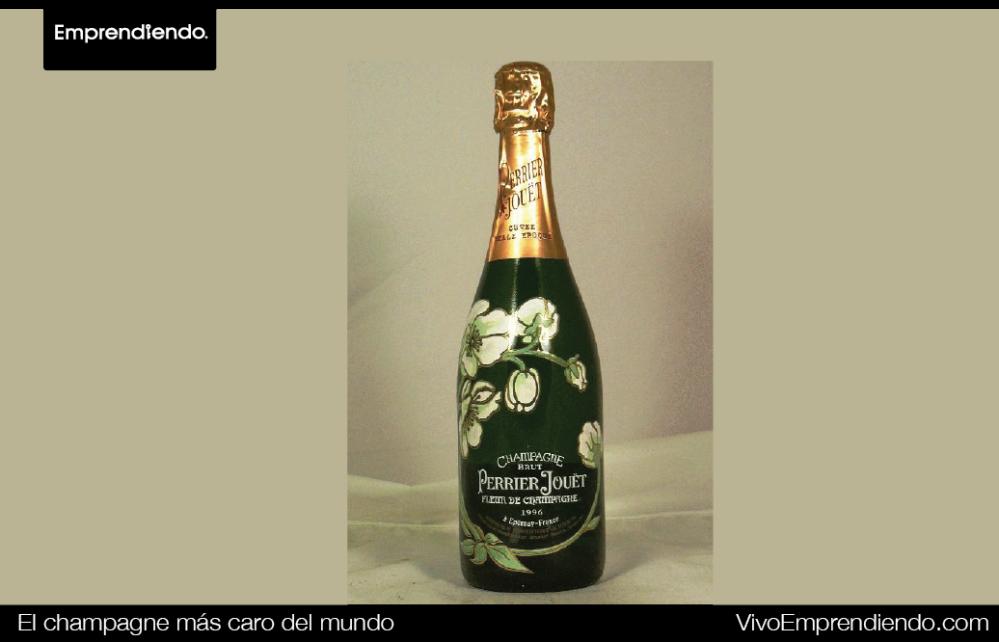 El champagne más caro del mundo