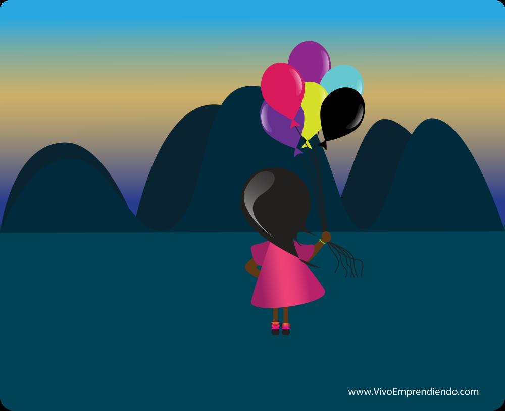 Fábula E. La niña y el globero