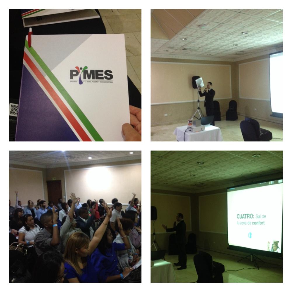 Simuladores de negocios Emprendiendo en República Dominicana