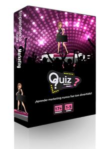Quiz business Show MKT