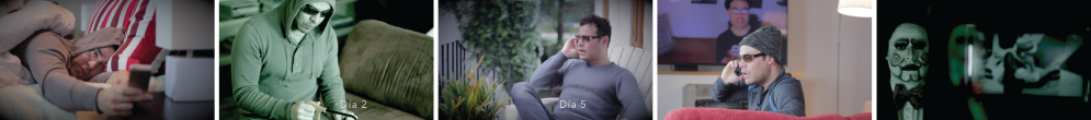 Cesar Dabian es Jigsawpreneur en el Especial de Terror 2015